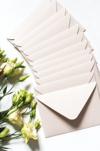 poštne kuverte